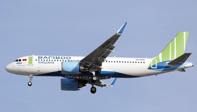 Bamboo Airways đón máy bay A320NEO mới xuất xưởng, tiếp tục mở rộng đội bay - Ảnh 3.