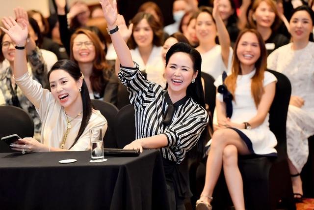 Happy Women Leader Network - Thay đổi hình ảnh để thành công - Ảnh 4.