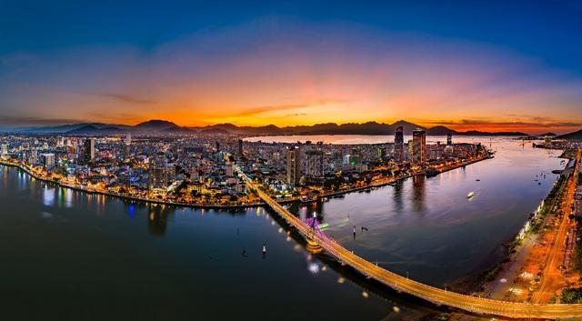 Thị trường Đà Nẵng đang trên đà bứt phá mạnh - Ảnh 1.
