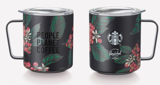 BST Herschel sắp ra mắt của Starbucks có gì hot mà hôm nay hội fan cứng ráo riết đặt trước trên Lazada? - ảnh 1