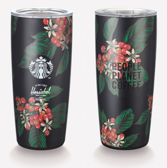 BST Herschel sắp ra mắt của Starbucks có gì hot mà hôm nay hội fan cứng ráo riết đặt trước trên Lazada? - ảnh 2