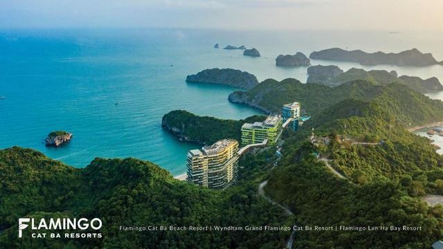 Nghỉ dưỡng tái tạo năng lượng, mật mã thành công của Flamingo Cat Ba Resorts - Ảnh 1.