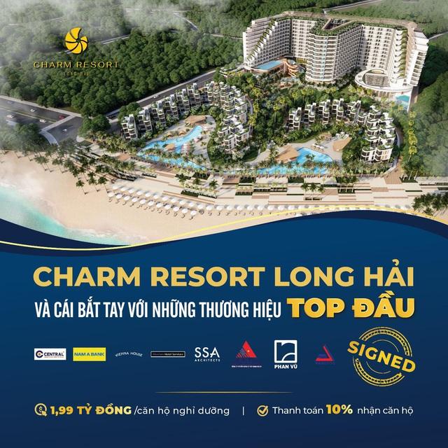 Charm Group – vươn mình mạnh mẽ trong làng bất động sản nghỉ dưỡng - Ảnh 2.