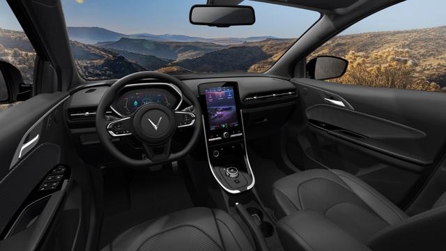 """VinFast VF e34 - xe SUV cỡ C """"ngon-bổ-rẻ"""" trên thị trường - Ảnh 2."""
