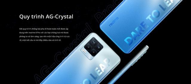 realme 8 Pro khuấy động thị trường smartphone với camera 108MP cùng hiệu năng vượt trội - Ảnh 2.