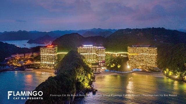 Nghỉ dưỡng tái tạo năng lượng, mật mã thành công của Flamingo Cat Ba Resorts - Ảnh 2.