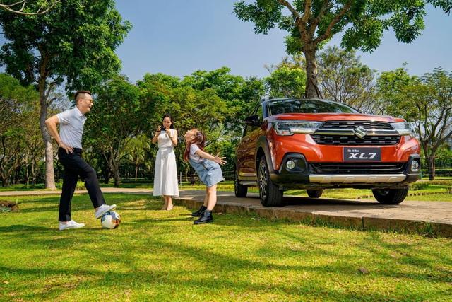 Suzuki XL7 và Ertiga xác lập vị trí xe 7 chỗ cỡ nhỏ có doanh số đứng đầu phân khúc - Ảnh 3.