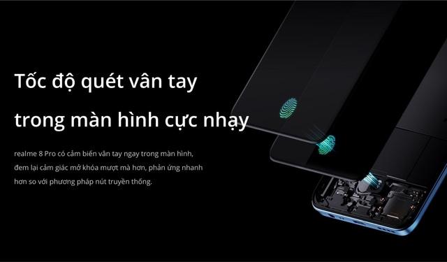 realme 8 Pro khuấy động thị trường smartphone với camera 108MP cùng hiệu năng vượt trội - Ảnh 3.