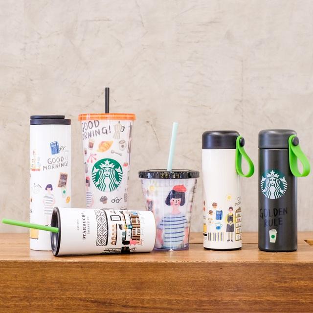 BST Herschel sắp ra mắt của Starbucks có gì hot mà hôm nay hội fan cứng ráo riết đặt trước trên Lazada? - ảnh 4