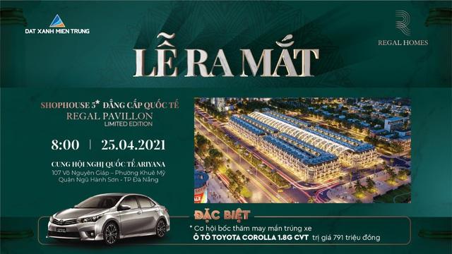 Chờ đón sự kiện công bố chính thức dự án Regal Pavillon tại Đà Nẵng - Ảnh 4.