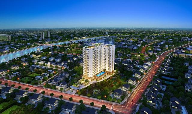 Saigon Asiana: căn hộ cao cấp bàn giao quý III/2021 giữa trung tâm Q.6 - Ảnh 1.