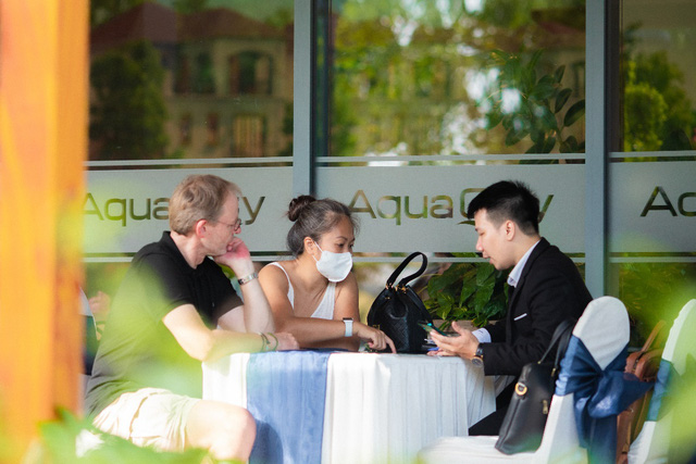 BĐS đô thị đảo tự nhiên phía đông Sài Gòn hấp dẫn khách ngoại - Ảnh 1.