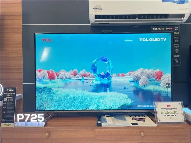 Không gian sống của gia đình trẻ không thể thiếu chiếc TV này! - Ảnh 2.