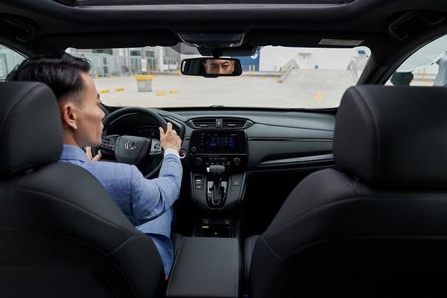 Honda CR-V LSE – phiên bản đặc biệt đầy cá tính - Ảnh 2.