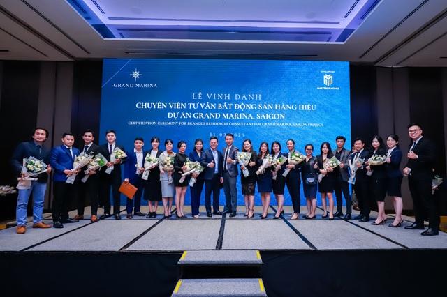 Sài Gòn Land phân phối khu phức hợp bất động sản hàng hiệu mang thương hiệu Marriott - Ảnh 2.