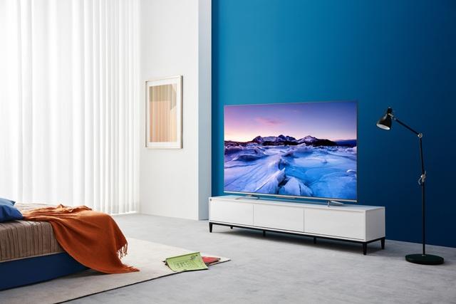 Không gian sống của gia đình trẻ không thể thiếu chiếc TV này! - Ảnh 3.