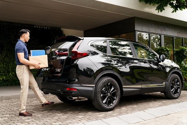 Honda CR-V LSE – phiên bản đặc biệt đầy cá tính - Ảnh 3.