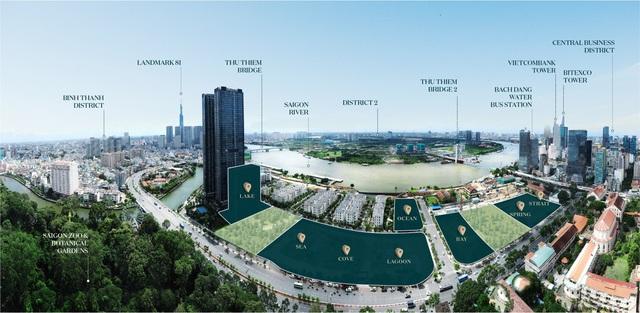 Sài Gòn Land phân phối khu phức hợp bất động sản hàng hiệu mang thương hiệu Marriott - Ảnh 3.
