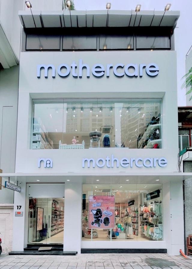 """Cách """"Ông Lớn"""" Mothercare chiếm lĩnh thị phần ngành hàng mẹ và bé tại Việt Nam - Ảnh 3."""