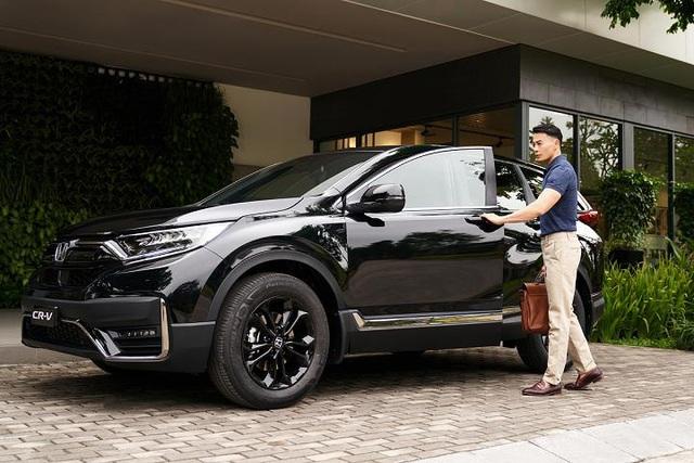 Honda CR-V LSE – phiên bản đặc biệt đầy cá tính - Ảnh 4.