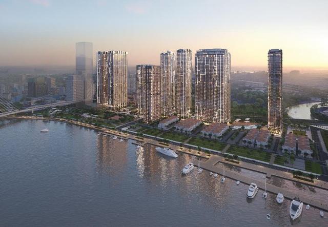 Sài Gòn Land phân phối khu phức hợp bất động sản hàng hiệu mang thương hiệu Marriott - Ảnh 4.
