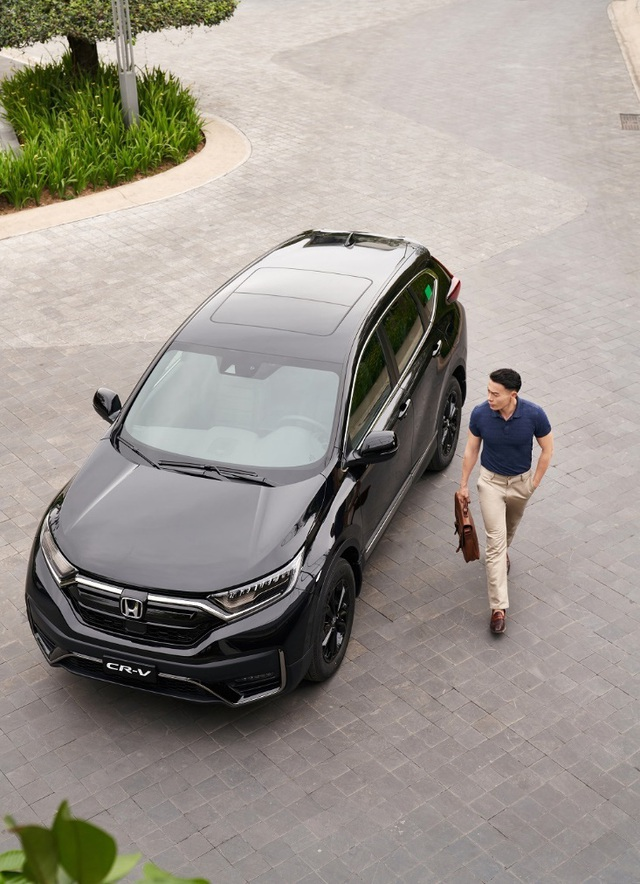"""Honda CR-V LSE và những chi tiết """"hút"""" khách hàng - Ảnh 4."""
