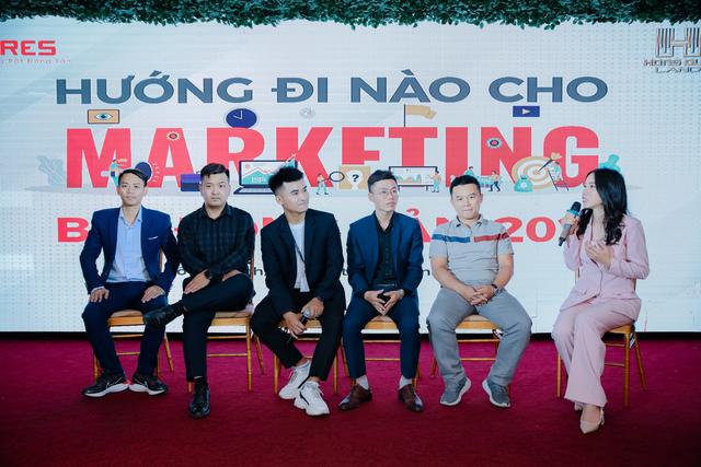 """MRES Media tổ chức thành công sự kiện """"Hướng đi nào cho Marketing Bất động sản 2021"""" - Ảnh 2."""