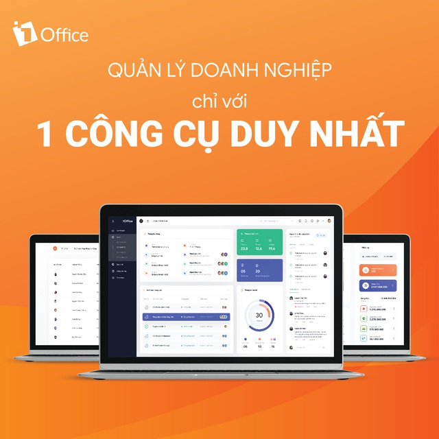 1Office nền tảng chuyển đổi số được quan tâm bậc nhất - Ảnh 2.