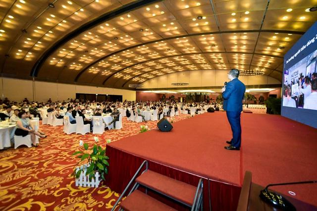 Tư duy đột phá - Hội nghị ngành điện gia dụng và máy lọc nước tại Việt Nam - Ảnh 1.