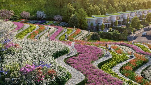 BĐS nghỉ dưỡng Hòa Bình: Sức hút toàn diện của Ivory Villas & Resort - Ảnh 1.
