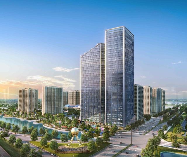 TechnoPark Tower có tiêu chuẩn tương đương các tòa văn phòng thông minh hàng đầu thế giới - Ảnh 2.