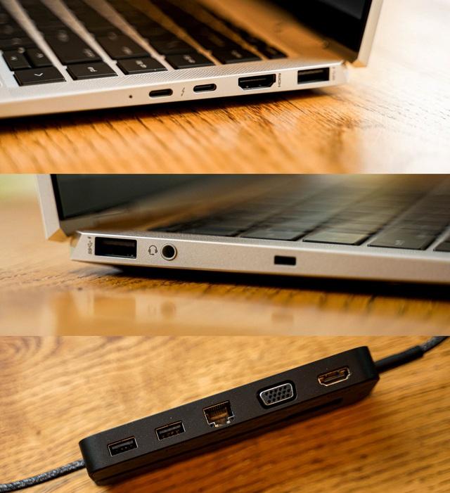 HP EliteBook x360 1040 G7: Xứng đáng là trợ lý đắc lực cho mọi doanh nhân hiện đại - Ảnh 3.