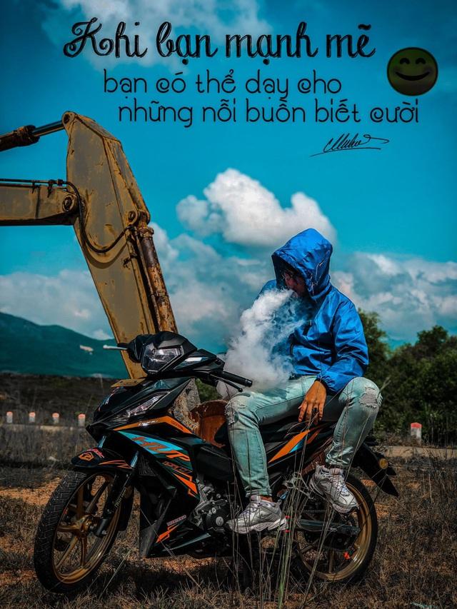 """Biker Việt khẳng định """"chất riêng với xe độ - Ảnh 1."""