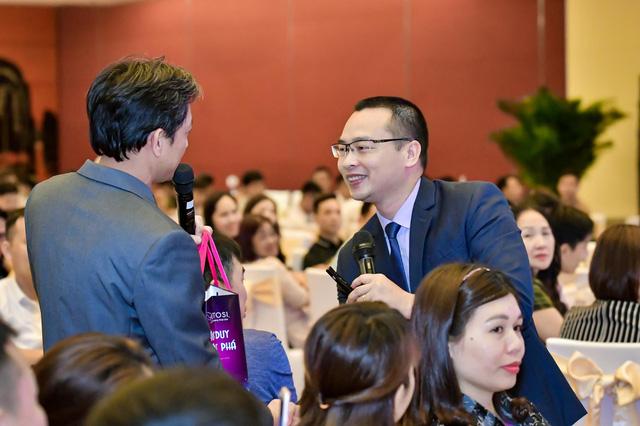 Tư duy đột phá - Hội nghị ngành điện gia dụng và máy lọc nước tại Việt Nam - Ảnh 2.