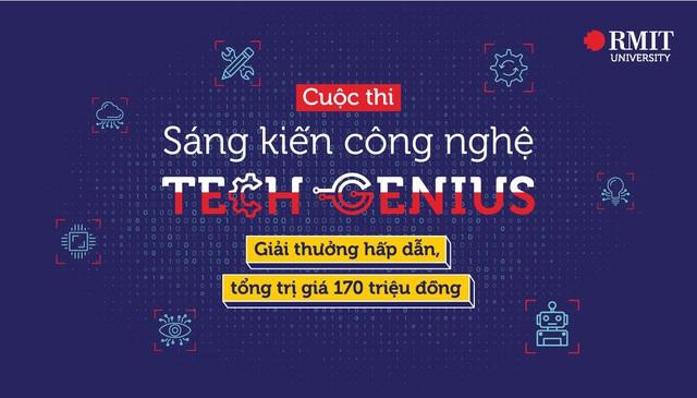 """Đánh thức ý tưởng triệu đô cùng cuộc thi siêu hot """"Sáng kiến công nghệ TechGenius"""" - Ảnh 3."""
