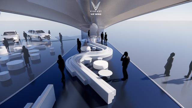 Công bố kết quả cuộc thi thiết kế showroom VinFast toàn cầu 2021 - Ảnh 3.