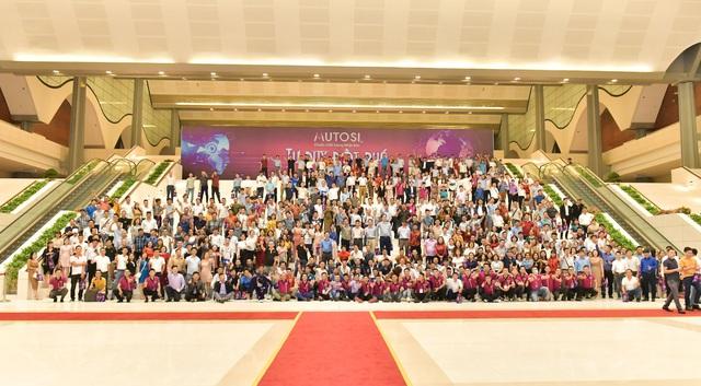 Tư duy đột phá - Hội nghị ngành điện gia dụng và máy lọc nước tại Việt Nam - Ảnh 3.