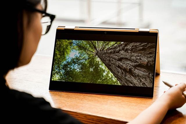HP EliteBook x360 1040 G7: Xứng đáng là trợ lý đắc lực cho mọi doanh nhân hiện đại - Ảnh 7.