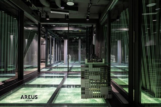 BM Windows thiết lập không gian đỉnh cao nhôm kính tại AREUS - Ảnh 4.