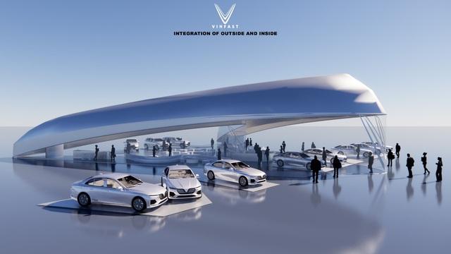 Công bố kết quả cuộc thi thiết kế showroom VinFast toàn cầu 2021 - Ảnh 6.