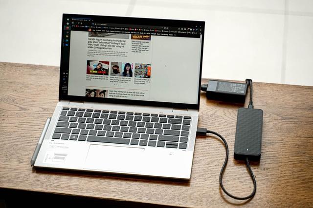 HP EliteBook x360 1040 G7: Xứng đáng là trợ lý đắc lực cho mọi doanh nhân hiện đại - Ảnh 8.