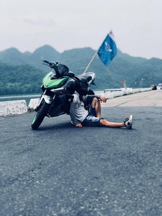 """Biker Việt khẳng định """"chất riêng với xe độ - Ảnh 7."""