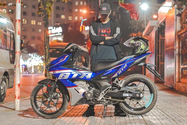 """Biker Việt khẳng định """"chất riêng với xe độ - Ảnh 8."""
