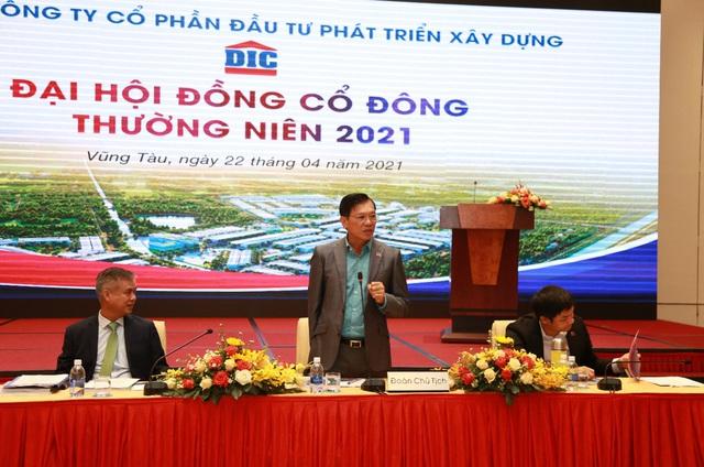 Tập đoàn DIC đặt kế hoạch SXKD năm 2021 cao kỷ lục - Ảnh 1.