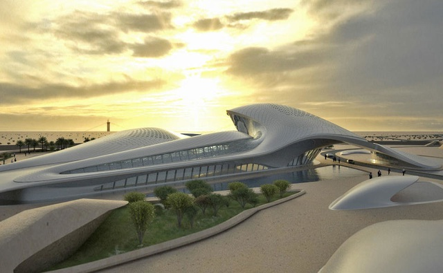 Thiết kế xanh bên vững, TechnoPark Tower chinh phục cộng đồng doanh nghiệp công nghệ - Ảnh 1.