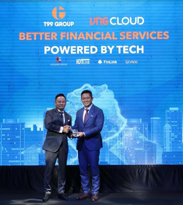 T99 Group đưa công nghệ dữ liệu đám mây chuẩn hóa hệ thống vận hành - Ảnh 1.