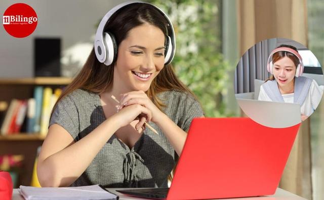 Lợi thế và ưu điểm của việc học tiếng Anh online 1 kèm 1 với 100% giáo viên nước ngoài - Ảnh 1.