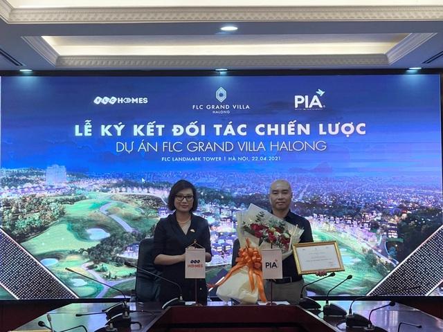 FLCHomes ký kết hợp tác phát triển giai đoạn mới dự án FLC Grand Villa Halong - Ảnh 3.