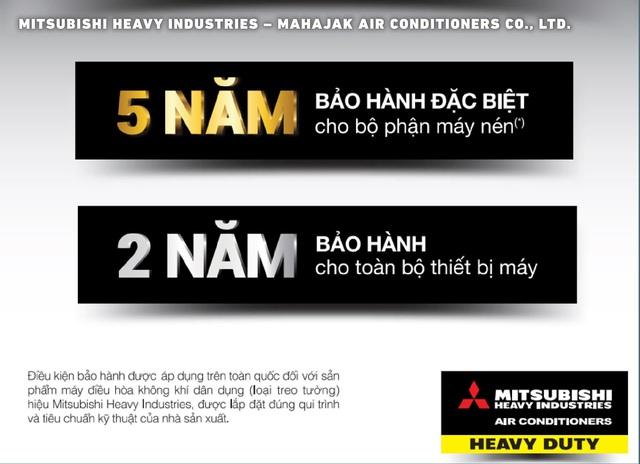 Chiến lược của Mitsubishi Heavy Industries tại thị trường điều hòa Việt Nam - Ảnh 3.