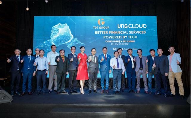 T99 Group đưa công nghệ dữ liệu đám mây chuẩn hóa hệ thống vận hành - Ảnh 3.
